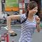 【SAT-BOXシズカのリップサービス】第24回 猛暑の中、猛ダッシュ!!