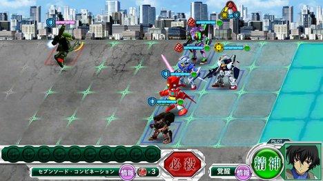 スーパーロボット大戦X-Ω スマホゲーム